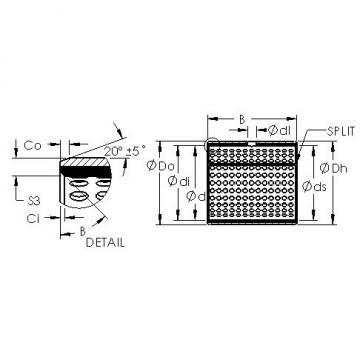 AST AST800 8050 Rodamientos Deslizantes