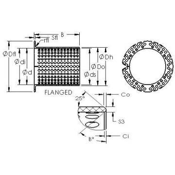 AST ASTT90 F26570 Rodamientos Deslizantes