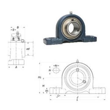 FYH UCPX20-64 Unidad De Rodamiento