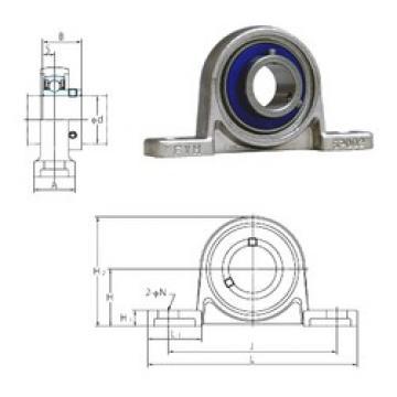 FYH USP005S6 Unidad De Rodamiento