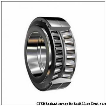 35 mm x 62 mm x 17 mm  CYSD 32007*2 Rodamientos De Rodillos Cónicos