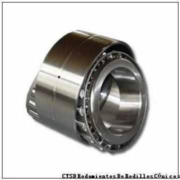 45 mm x 75 mm x 24 mm  CYSD 33009 Rodamientos De Rodillos Cónicos
