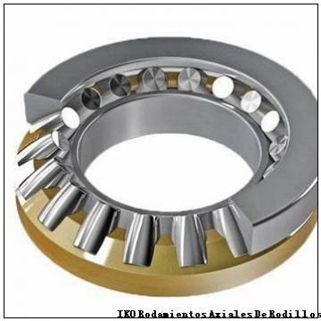 50 mm x 66 mm x 8 mm  IKO CRBS 508 V UU Rodamientos Axiales De Rodillos