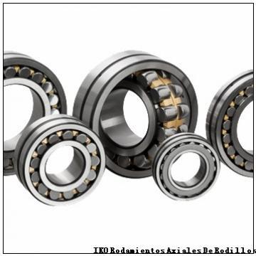 200 mm x 280 mm x 30 mm  IKO CRB 20030 Rodamientos Axiales De Rodillos