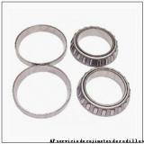 HM124646-90140  HM124616XD Cone spacer HM124646XC Code 350 tolerances Cubierta de montaje integrada