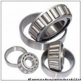 HM129848-90177  HM129813XD Cone spacer HM129848XB Recessed end cap K399072-90010 Cojinetes industriales AP